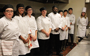 Butler's Culinary School group