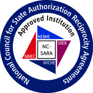 National Council for State Authorization Reciprocity Agreement Logo