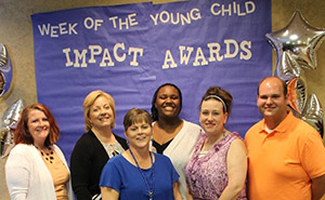 Young Child Impact Award Ceremony