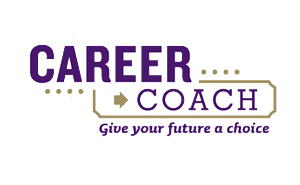 Career coach logo - small graphic