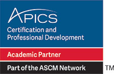 APICS academic partner badge