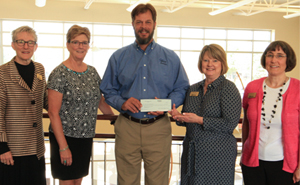 West Star Energy donates to Butler