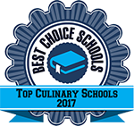 Best choice schools top culinary schools 2017