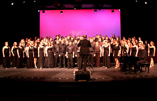 Buler Concert Choir Ensemble Photo