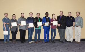 Butler Students graduating from IT program
