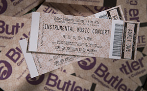 Instrumental box office tickets