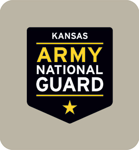 Kansas army national guard logo