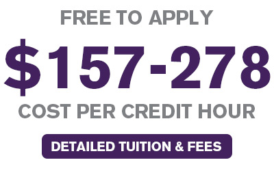 Butler Online Tuition & Fees range from $157 to $278 per credit hour. Click for detailed tuition & fees.