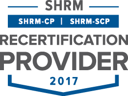 Shrm recertification provider cp scp seal 2017