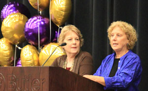 Butler Celebrates 50th Nurses pinning
