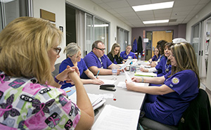 Nursing Program Admissions Process
