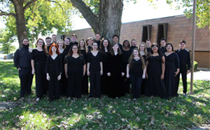 Butler Community College Vocal Music Chamber Singers