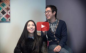 Two international students from China shares their testimonials