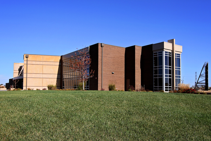 Hubbard Welcome Center at Butler Community College