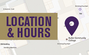 Location Hours for College Health
