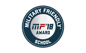 Military friendly 18