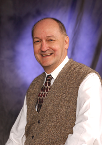 Bob Peterson Faculty Photo