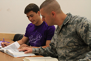 Resources for Military Personal & Veterans at Butler